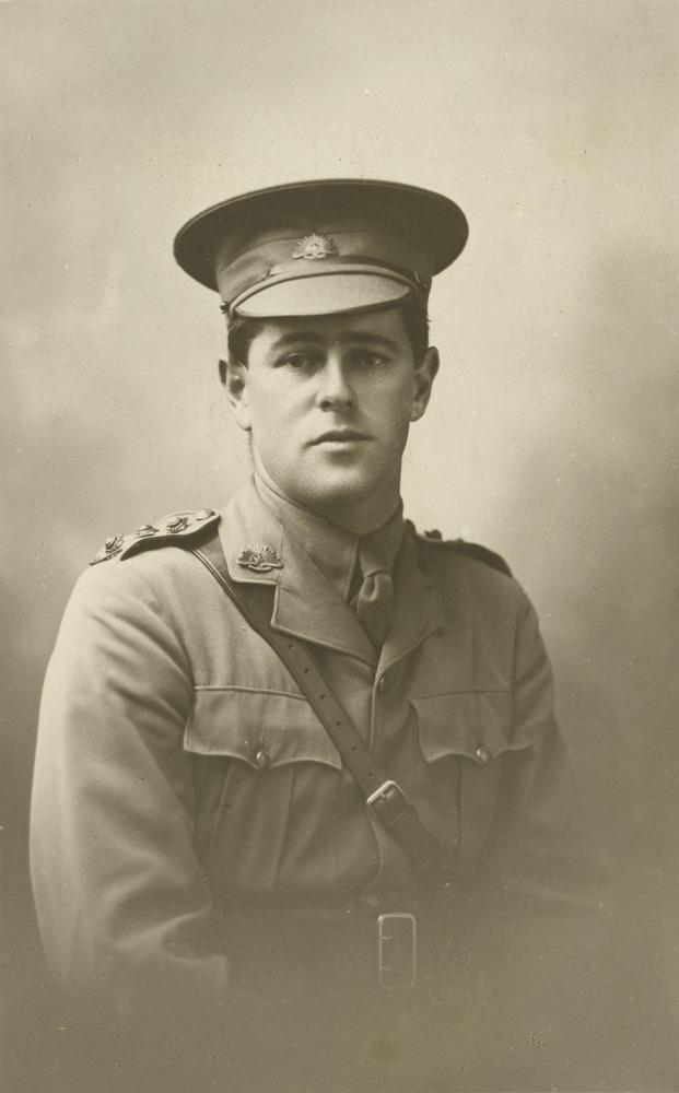 Studio-portrait-of-Errol-Solomon-Meyers-in-military-uniform-during-World-War-I-ca.-1916